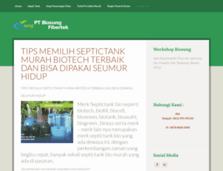 biosung.co.id screenshot