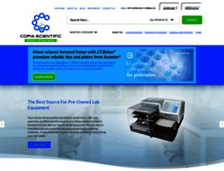biosurplus.com screenshot