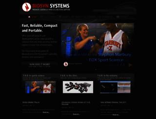 biosynsystems.net screenshot