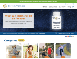 biotechpharmacal.com screenshot