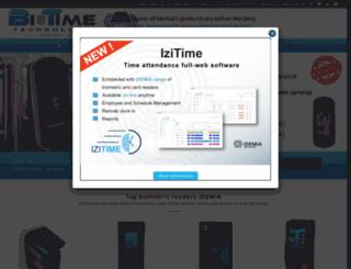 biotime-technology.com screenshot