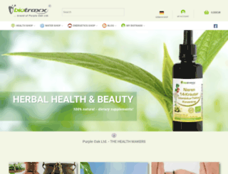 biotraxx.eu screenshot