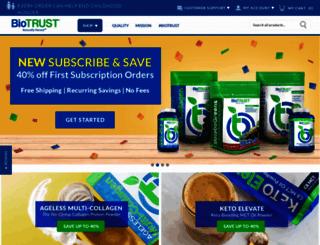 biotrust.com screenshot