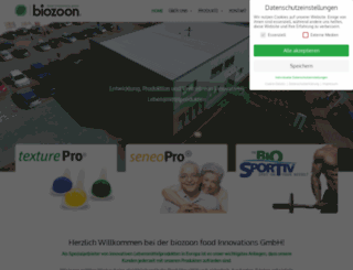 biozoon.de screenshot