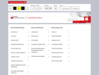 bip.kietrz.pl screenshot