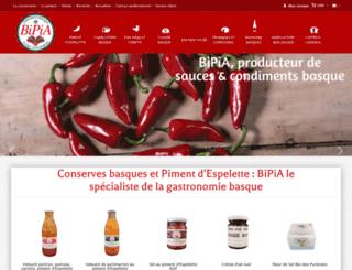 bipia.com screenshot