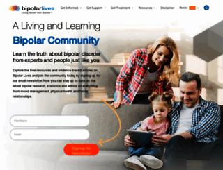 bipolar-lives.com screenshot