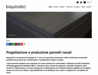 biquindici.it screenshot