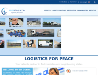 bir-dunya.com screenshot