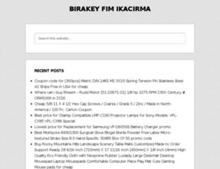 birakeyfimikacirma.com screenshot