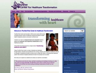 birchtreecenter.com screenshot