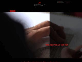 bird-man.com screenshot