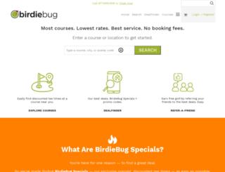 birdiebug.com screenshot