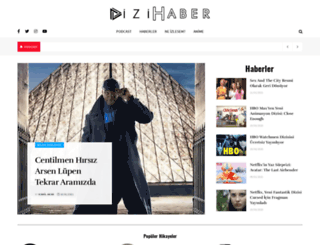 birdizihaber.com screenshot