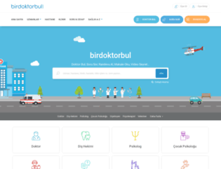 birdoktorbul.com screenshot