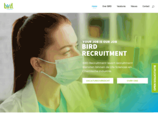 birdrecruitment.nl screenshot