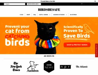 birdsbesafe.com screenshot