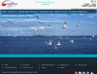 birdseyemarketing.in screenshot