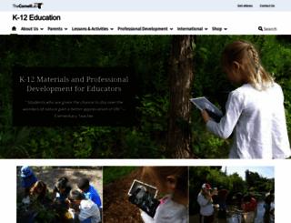 birdsleuth.org screenshot