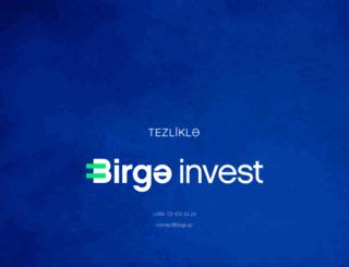 birge.az screenshot