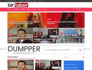 birhaber.net screenshot