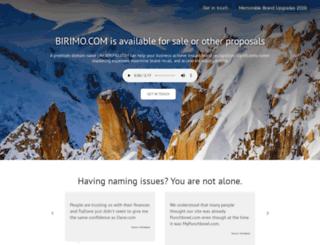 birimo.com screenshot