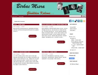 birkacmisra.blogspot.com screenshot