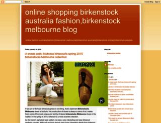 birkenstockblog.blogspot.com screenshot