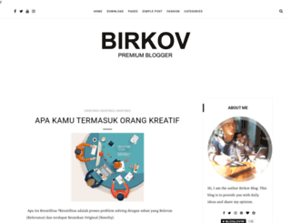 birkovdevil.blogspot.com screenshot