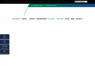 birlamedisoft.com screenshot