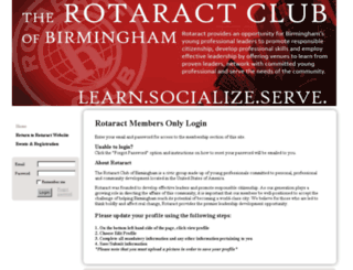 birminghamrotaract.roundtablelive.org screenshot