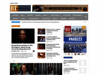 birminghamtimes.com screenshot
