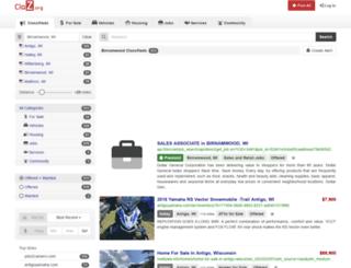 birnamwood.claz.org screenshot