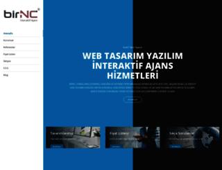 birnc.com.tr screenshot