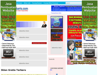 biroiklanbaris.com screenshot