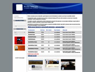birotec.ro screenshot