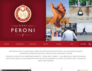 birraperoni.it screenshot