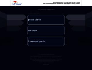 birthdatabase.com screenshot