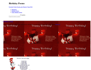 birthdaypoemss.blogspot.in screenshot