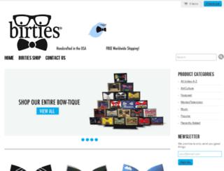birties.com screenshot