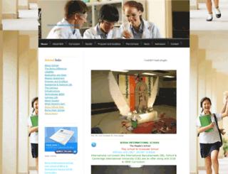 bisbihar.jimdo.com screenshot
