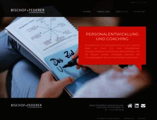 bischoffederer.ch screenshot