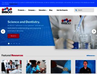bisco.com screenshot