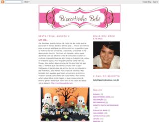 biscoitinhobebe.blogspot.com screenshot