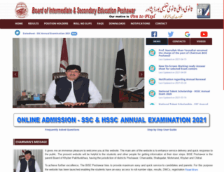 bisep.com.pk screenshot