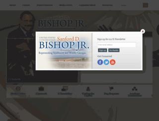 bishop.house.gov screenshot