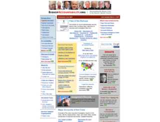 bishopaccountability.org screenshot