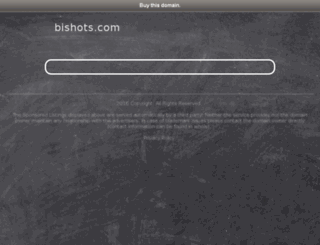 bishots.com screenshot