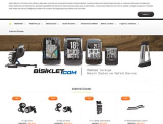 bisiklet.com screenshot