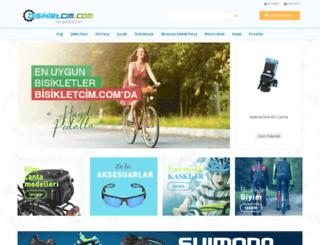 bisikletcim.com screenshot